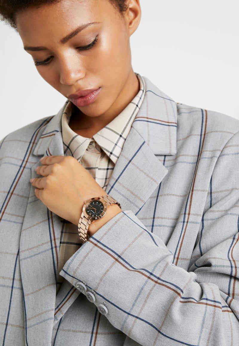 Emporio Armani - Horloge - rose gold-coloured