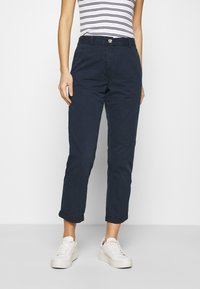 Marks & Spencer London - Chino kalhoty - dark blue - 0