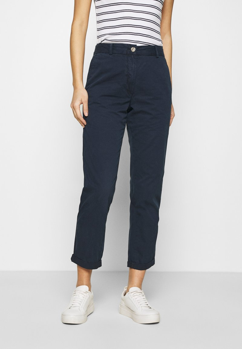 Marks & Spencer London - Chino kalhoty - dark blue