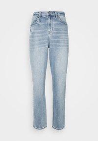 American Eagle - CURVY MOM - Straight leg jeans - light-blue denim - 4