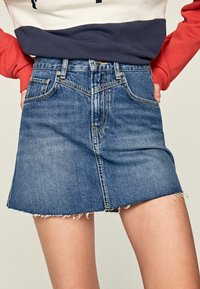 Pepe Jeans - RACHEL - Denim skirt - denim - 2