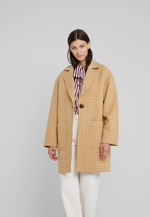 Short coat - tan