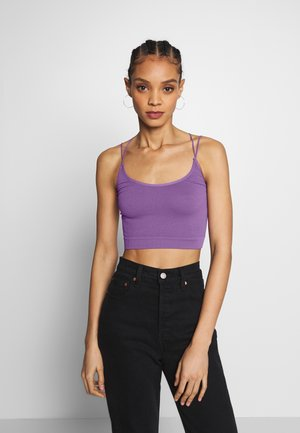 STRAPPY BACK - Linne - violet