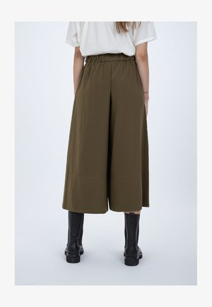 LUELLA - Trousers - olive