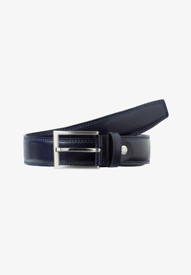STYLE HERRENGÜRTEL - Belt - navy