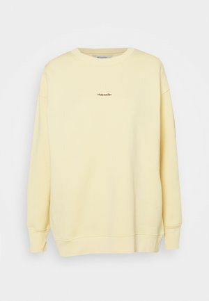 REGULAR CREW - Sweatshirt - yellow
