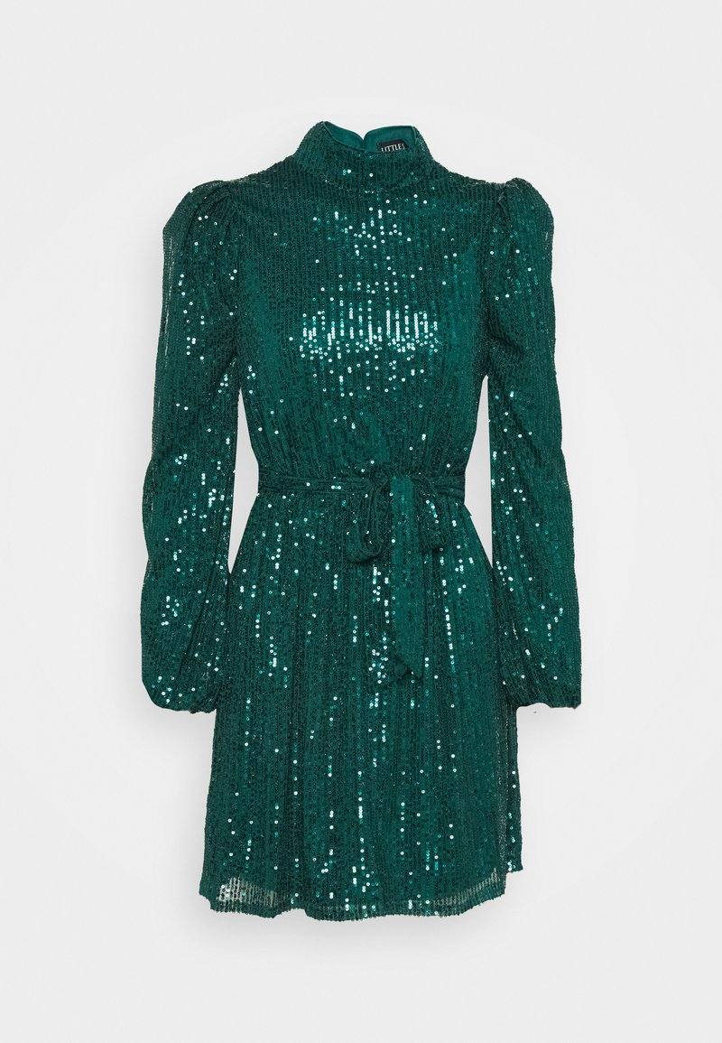 Little Mistress Petite - Cocktailjurk - emerald green