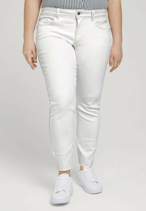 Slim fit jeans - whisper white