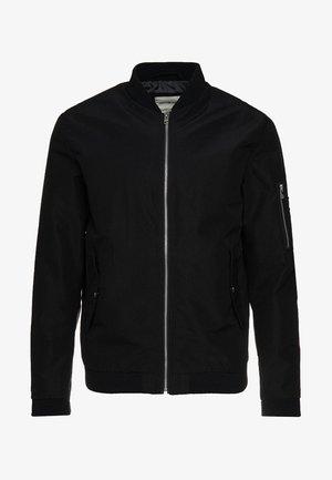 JJEDESERT - Bomber Jacket - black