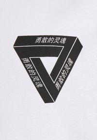 Brave Soul - SCAL - Print T-shirt - white - 2