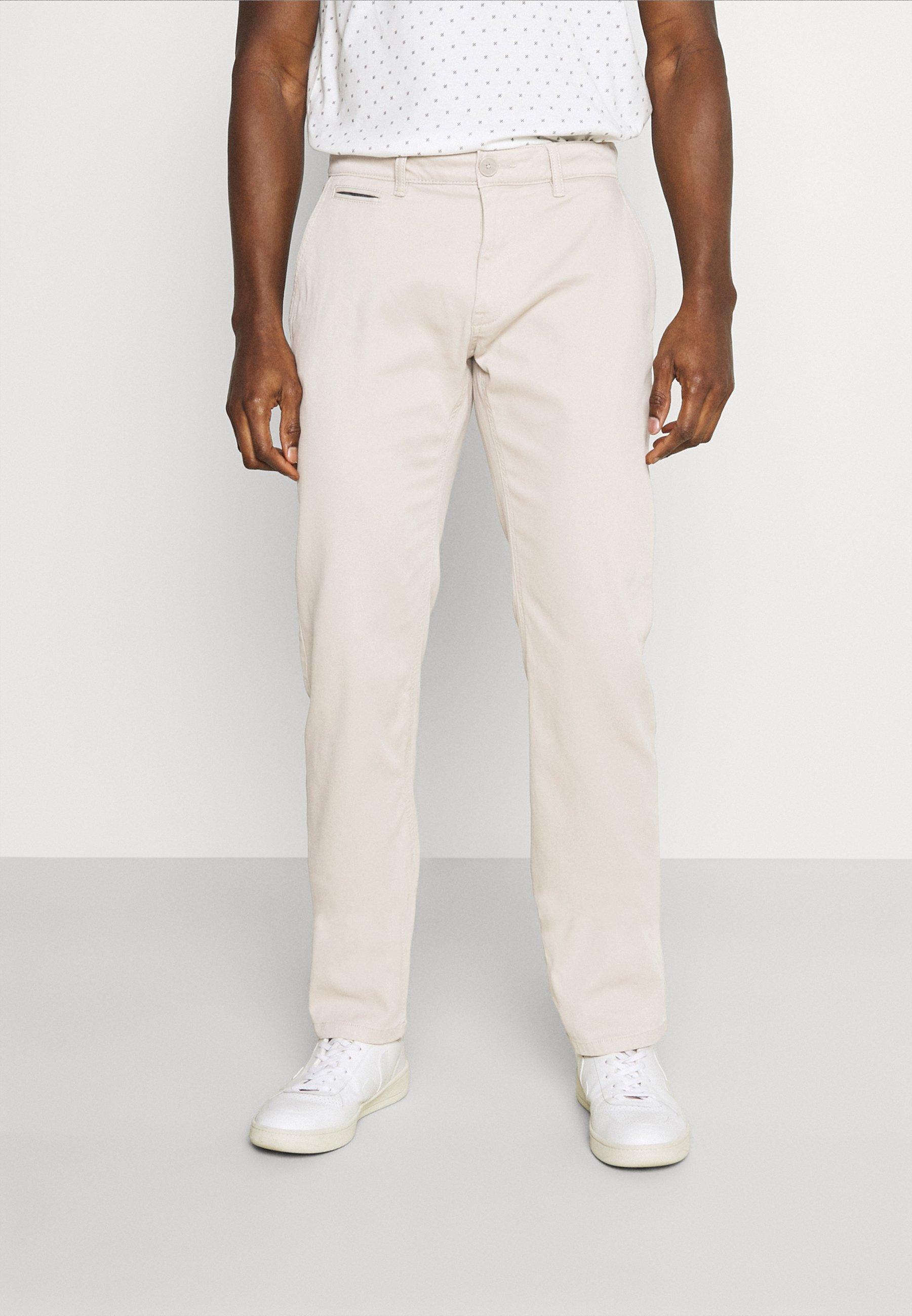 Men STRUCTURE  - Trousers