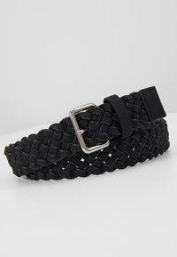 Pier One - UNISEX - Belt - black - 4