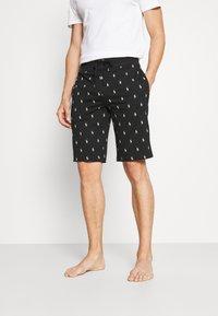Polo Ralph Lauren - Pyžamový spodní díl - black - 0