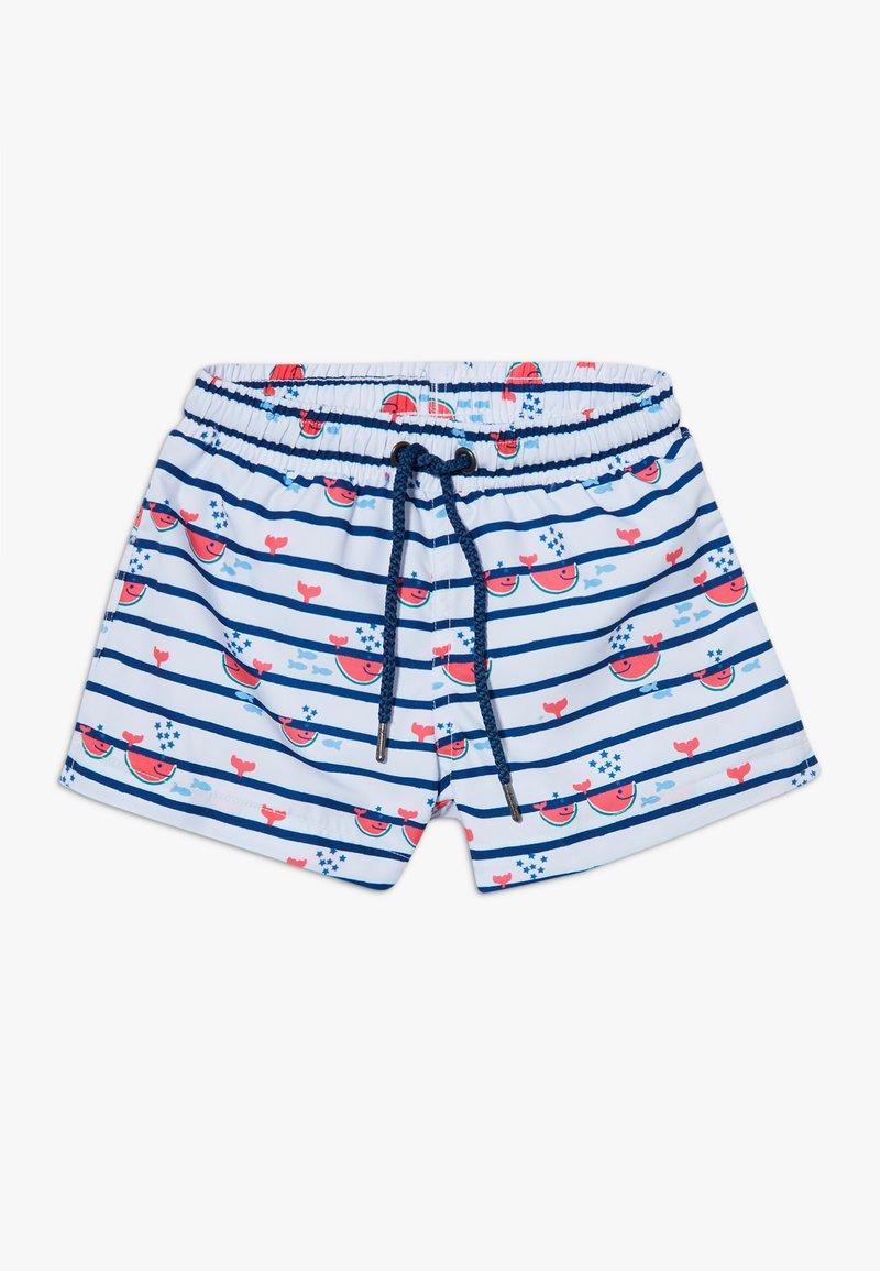 Sunuva - STRIPE WATERMELON WHALE SWIM  - Swimming shorts - multi