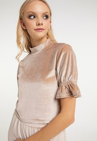 myMo at night - Blouse - beige - 3