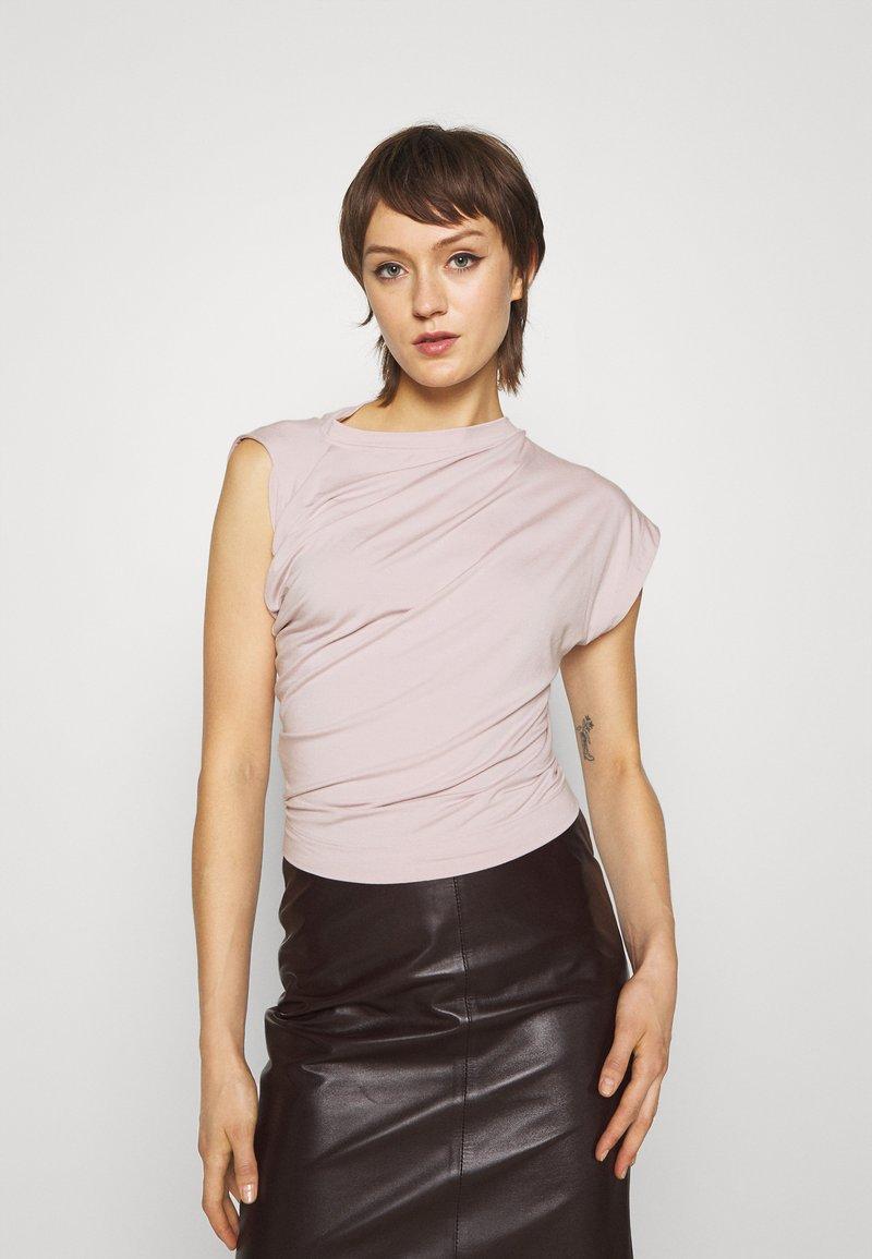 Vivienne Westwood - HEBO - Basic T-shirt - dusty pink