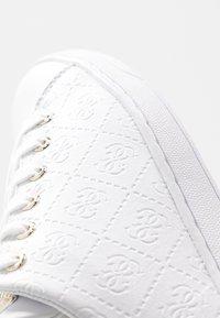 Guess - A$AP ROCKY - Sneakers basse - white - 2