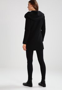 ONLY - SEDONA OTW NOOS - Kurzmantel - black - 2