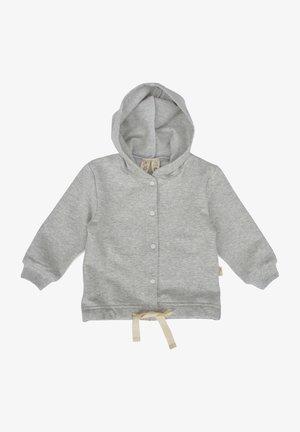 TONI - Zip-up hoodie - heater grey