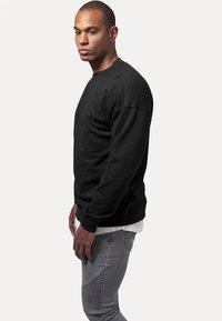 Urban Classics - CREWNECK - Sweatshirt - black - 2
