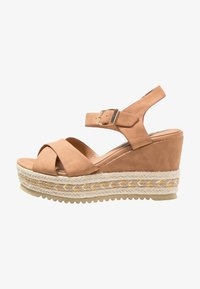 Refresh - High heeled sandals - camel - 1