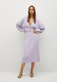 Mango - KATYA - Cardigan - purple - 1