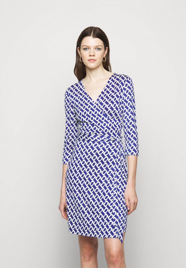 JULIAN TWO - Jersey dress - medium sapphire