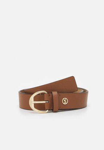Belt - luggage/gold-coloured