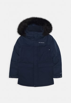BOUNDARY BAY PARKA - Down jacket - collegiate navy