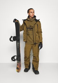 Quiksilver - Hoodie - military olive - 1