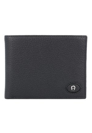 NORTHERN LIGHT GELDBÖRSE LEDER 12 CM - Wallet - schwarz