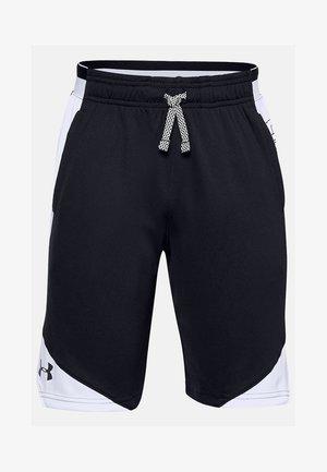 STUNT 2.0 SHORT - Sports shorts - black/white