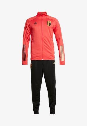 BELGIUM RBFA - Pelipaita - glory red/black