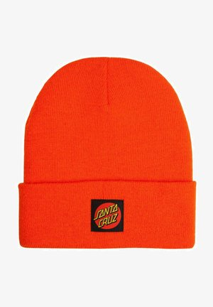 Beanie - warm orange