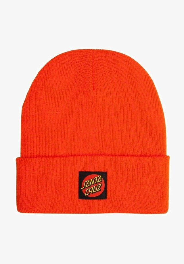 Muts - warm orange