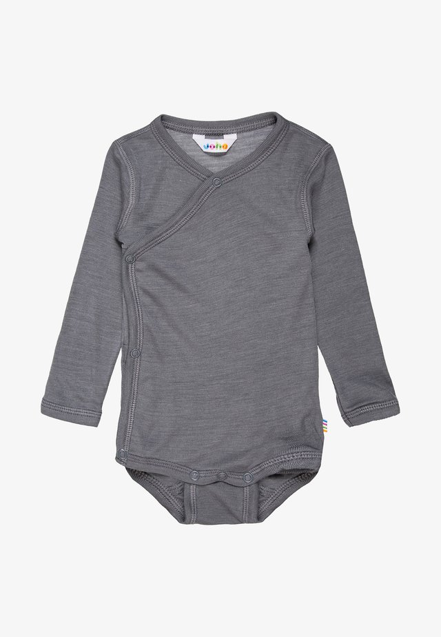 WRAP AROUND BABY - Body - rabbit grey