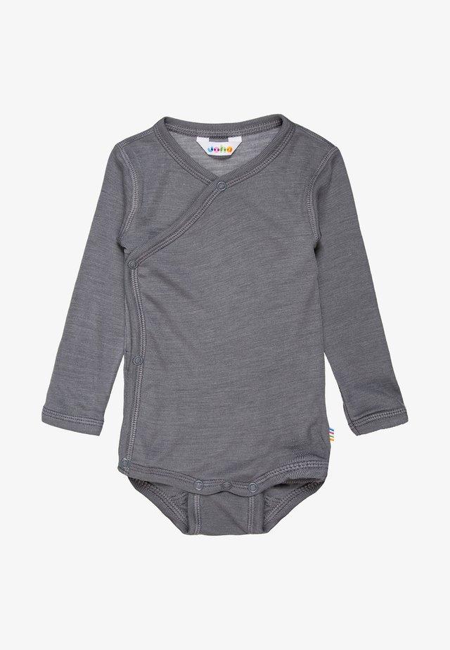 WRAP AROUND BABY - Body / Bodystockings - rabbit grey