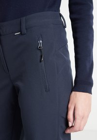 Icepeak - BOVILL - Outdoor trousers - dunkel blau - 3
