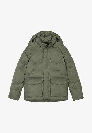 PELLINKI - Down jacket - greyish green