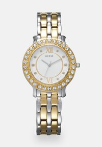 Guess - Klokke - silver-colored/gold-coloured - 0