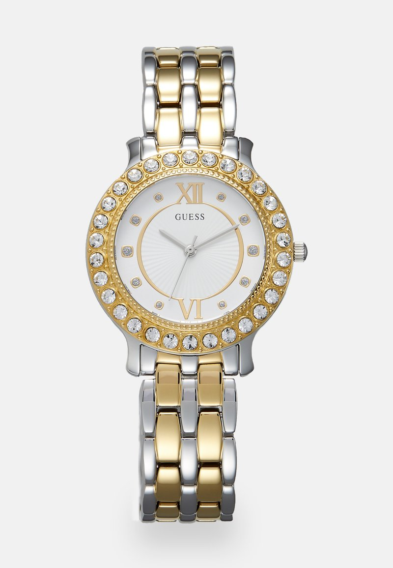 Guess - Klokke - silver-colored/gold-coloured