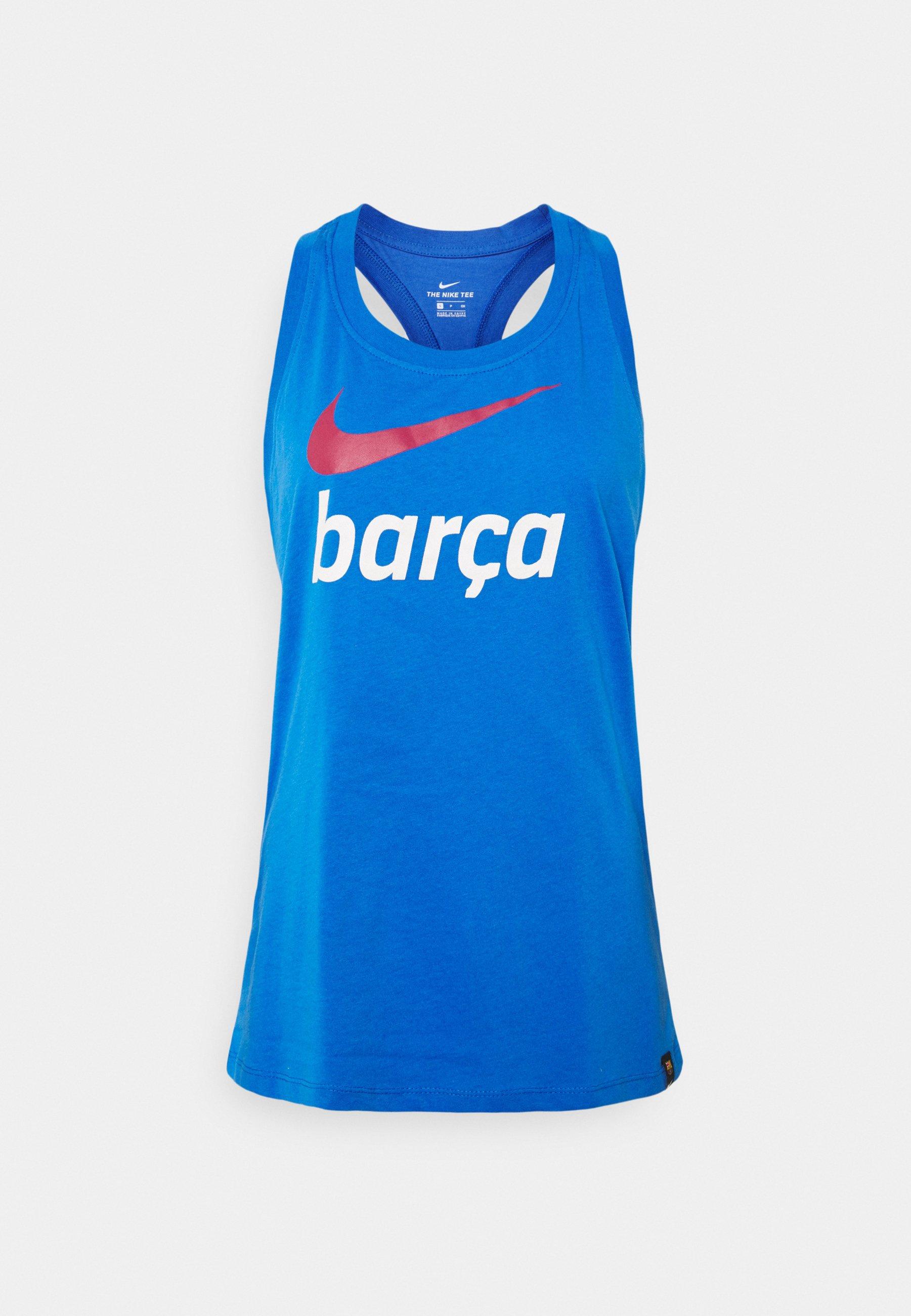 Women FC BARCELONA TANK CLUB - Top