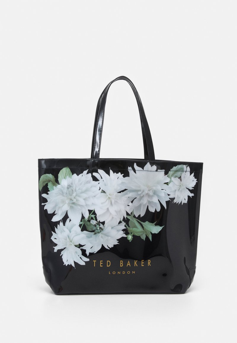 Ted Baker - LEXICON CLOVE LARGE ICON - Tote bag - black