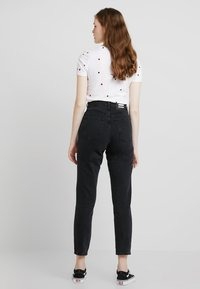 Dr.Denim - NORA - Relaxed fit jeans - retro black - 2