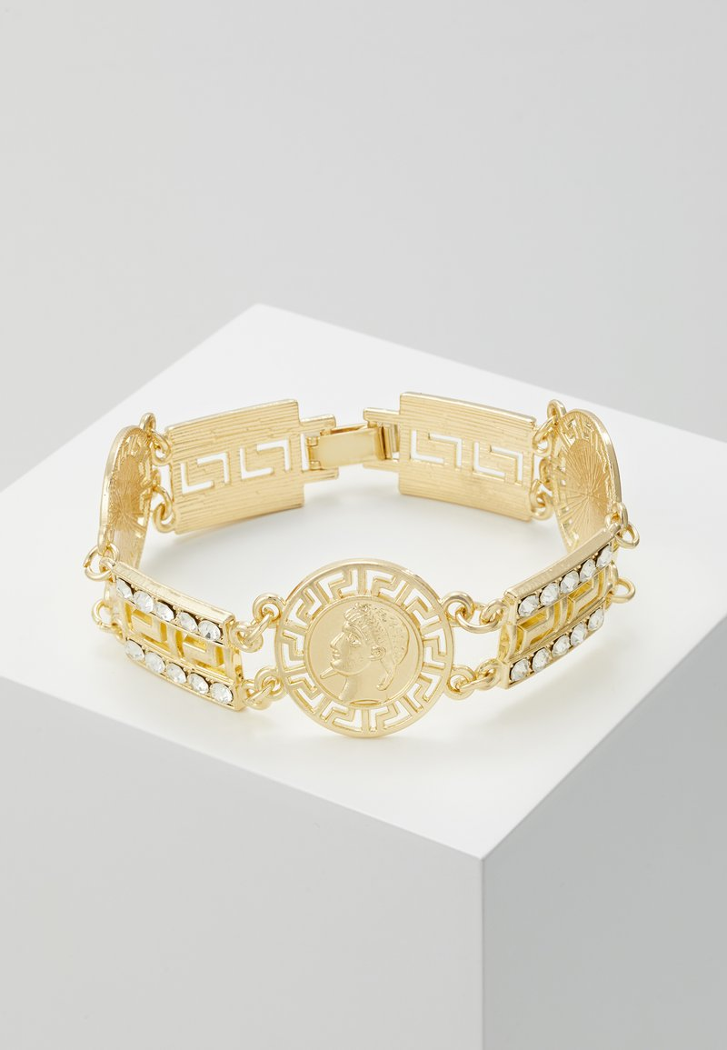 Urban Classics - FANCY BRACELET - Bracciale - gold-coloured