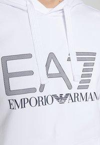 EA7 Emporio Armani - Collegepaita - white - 5