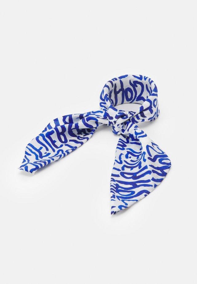 FINE SCARF UNISEX - Šátek - blue