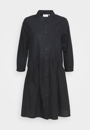 KADALE - Shirt dress - black deep