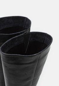 Zign - Vysoká obuv - black - 5