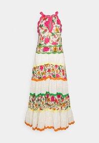Farm Rio - TOUCANS GARDEN DRESS - Maxi dress - off-white - 0